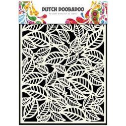 Dutch Doobadoo Pochoir Mask Art Feuilles