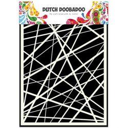 Dutch Doobadoo Pochoir Mask...