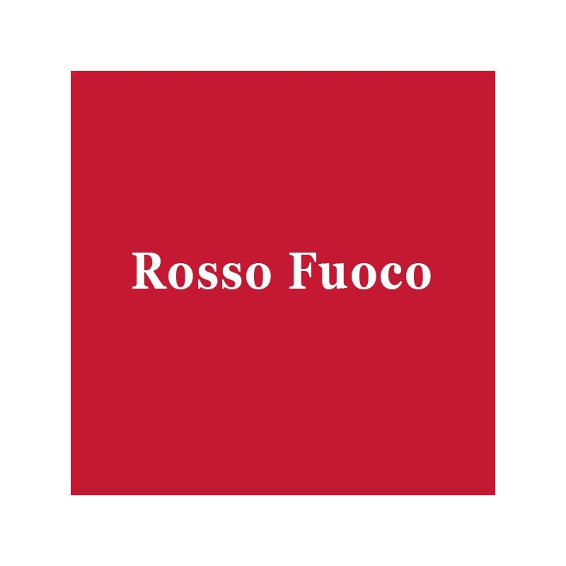 Page Simple Rosso Fuoco