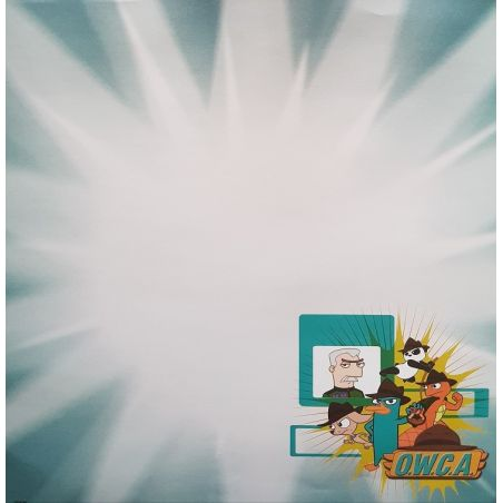 Disney Kit n°6 Phineas and Ferb