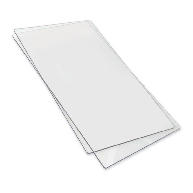 Big Shot Plus 2 Cutting Pad /2 Plaques de Découpe