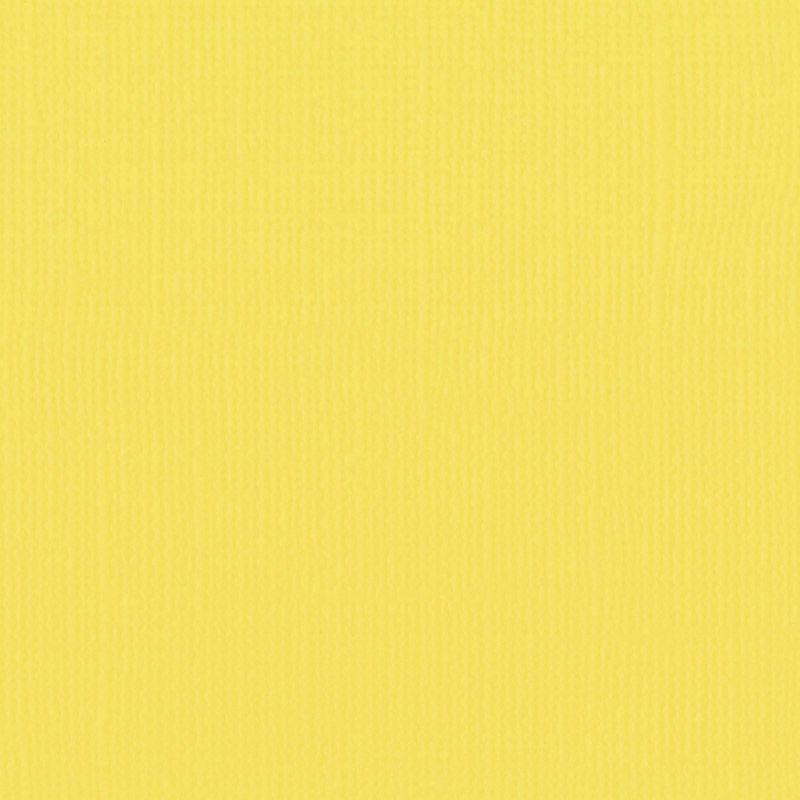 Papier Florence Lemon Yellow 30,5 x 30,5 cm