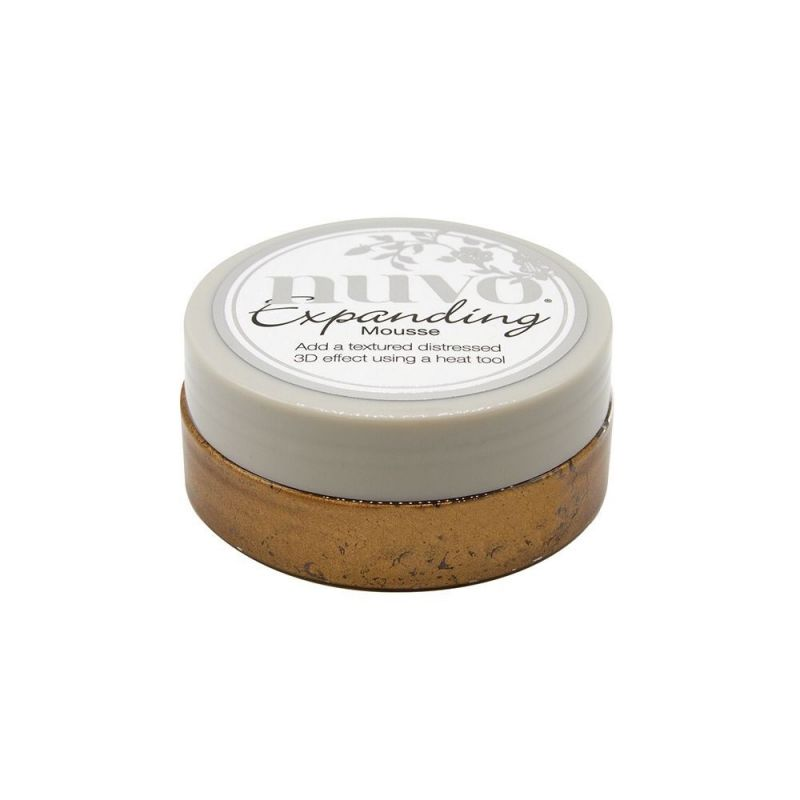 Nuvo Expanding Mousse Mustard Seed
