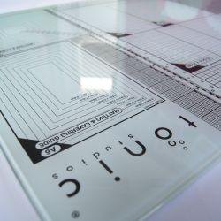 Tonic Studios Glass Cutting Mat A3