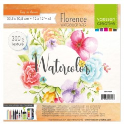 Kit Papiers Aquarelle...