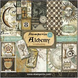 Kit Papiers Stamperia Alchemy
