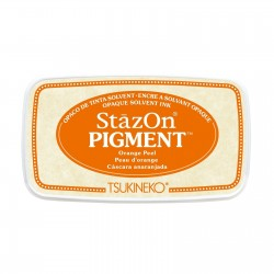 Stazon Pigment Orange Peel