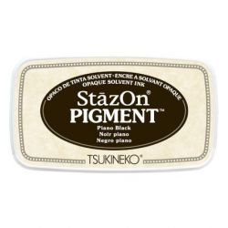 Stazon Pigment Piano Black