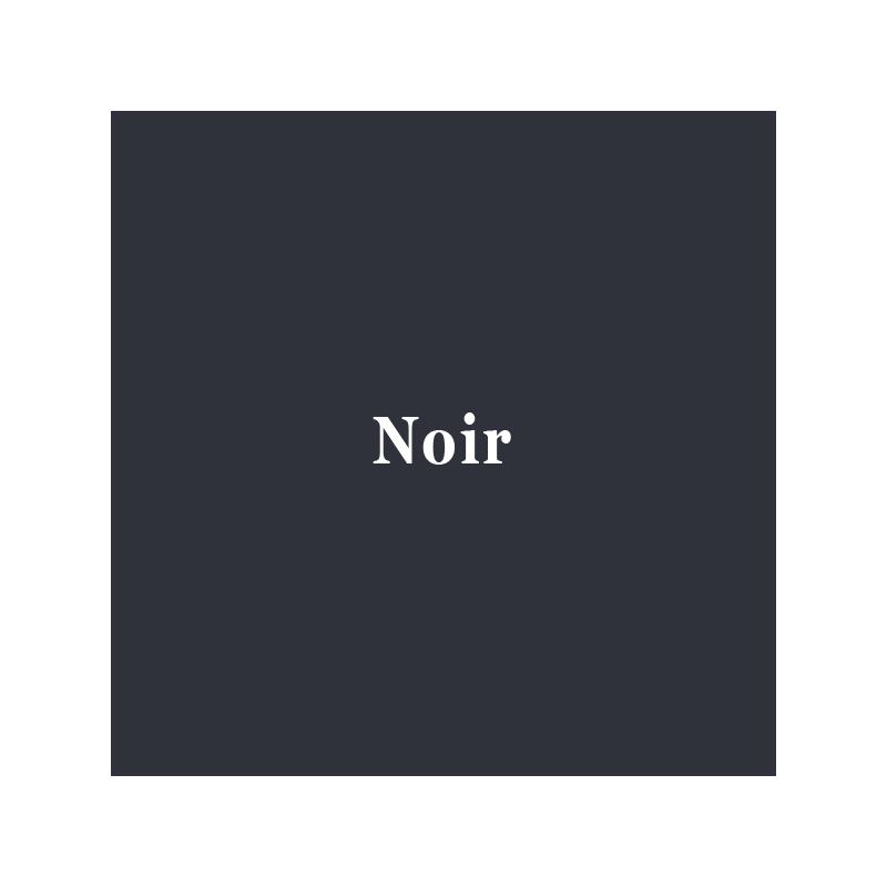 Page Simple Noir