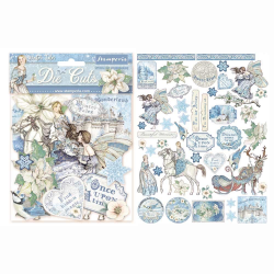 Die Cuts Stamperia Winter Tales