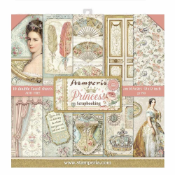 Kit Papiers Stamperia Princess