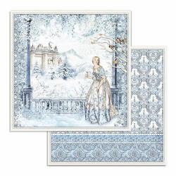 Kit Papiers Stamperia Winter Tales