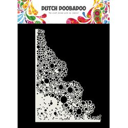 Dutch Doobadoo Pochoir Mask Art Soap Bubblest