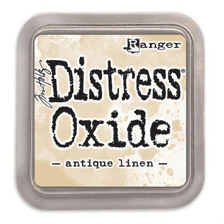 Distress Oxide ink pad Antique Linen