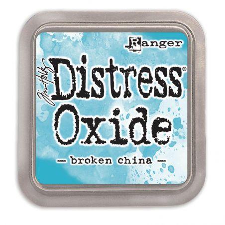 Distress Oxide ink pad Broken China