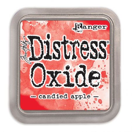 Distress Oxide ink pad Candied Apple