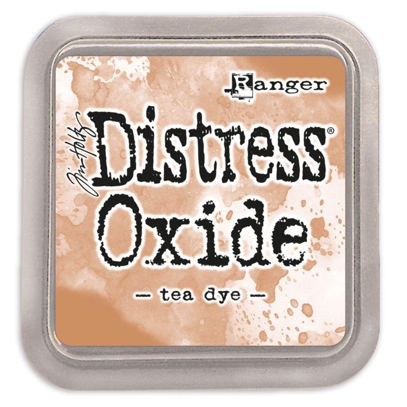 Distress Oxide ink pad Tea Dye