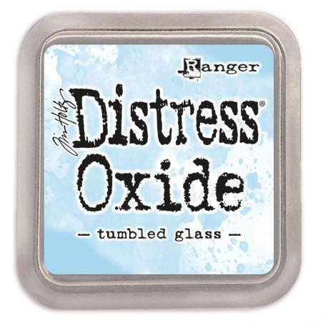Distress Oxide ink pad Tumbled Glass
