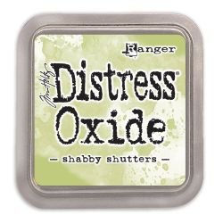 Distress Oxide ink pad Shabby Shutters