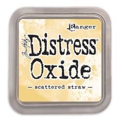 Distress Oxide ink pad Scattered Straw