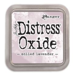 Distress Oxide ink pad Milled Lavender