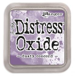 Distress Oxide ink pad Dusty Concord