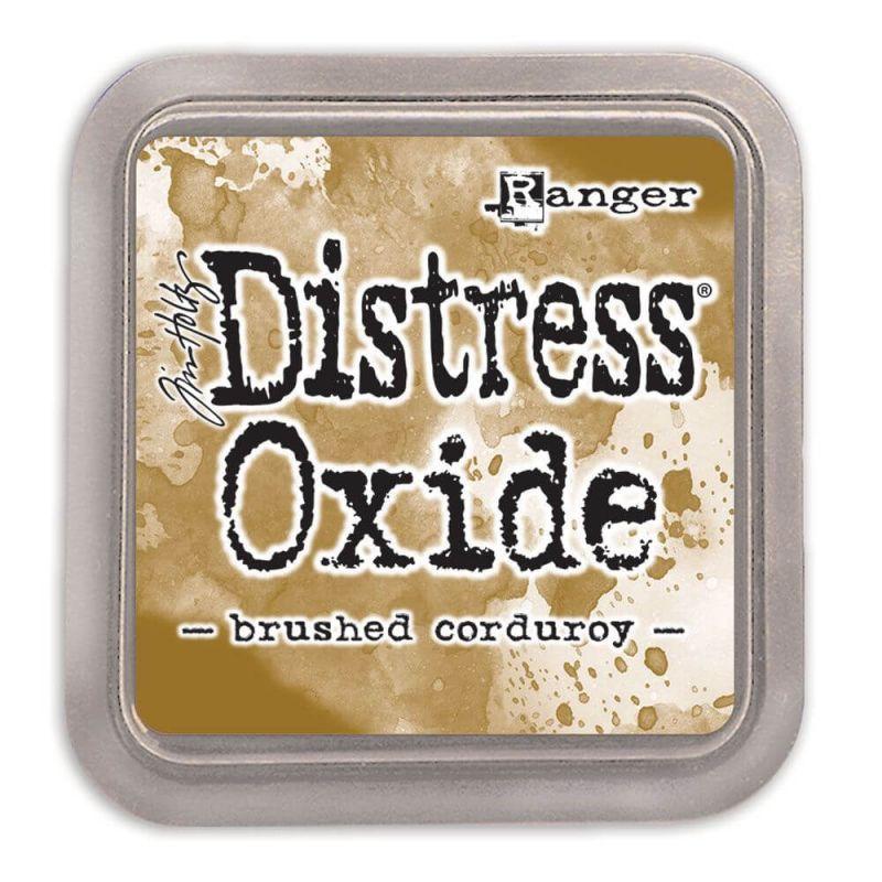 Distress Oxide ink pad Brushed Corduroy