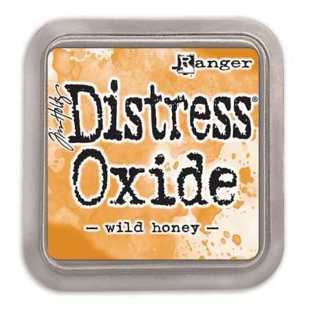 Distress Oxide ink pad Wild Honey