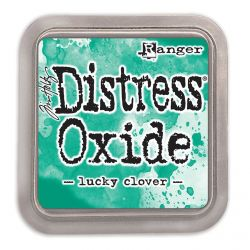 Distress Oxide ink pad Lucky Clover