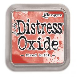 Distress Oxide ink pad Fired Brick