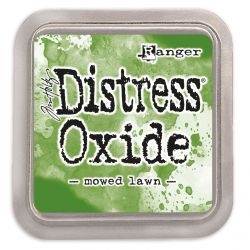 Distress Oxide ink pad Mowed Lawn