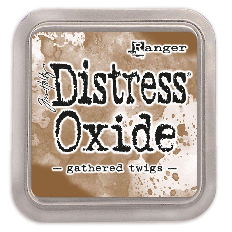 Distress Oxide ink pad Gathered Twigs