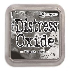 Distress oxide ink pad Black soot