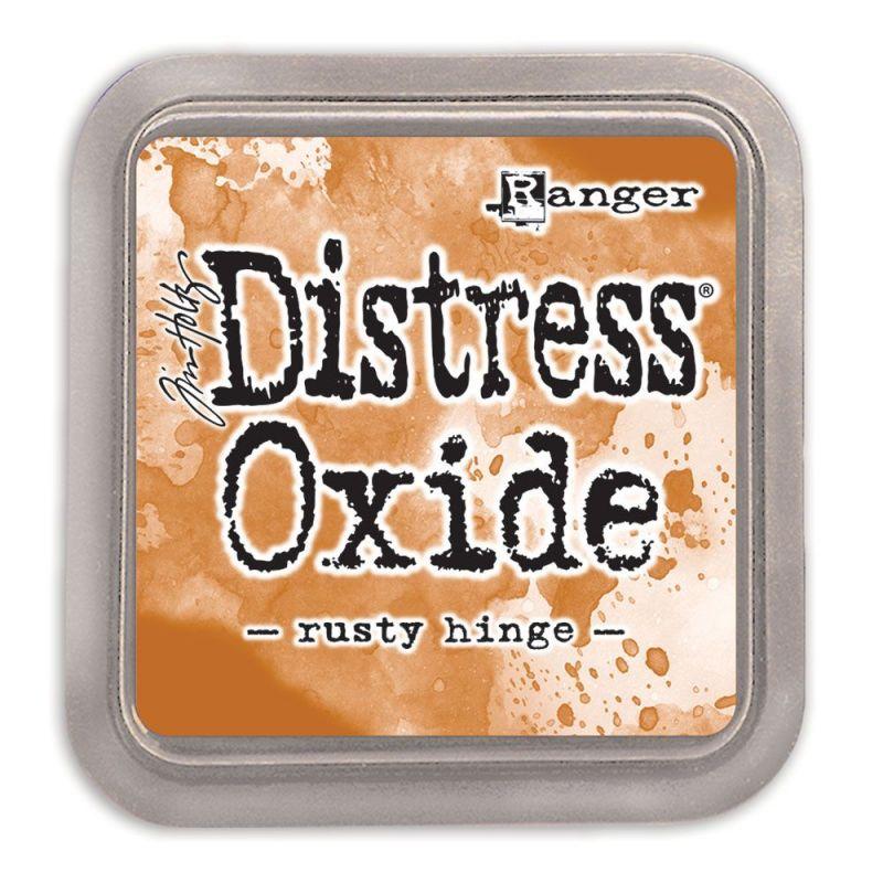 Distress Oxide ink pad Rusty Hinge