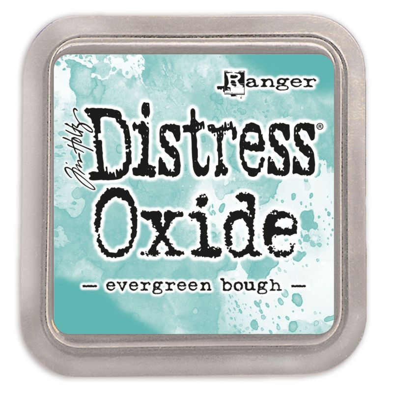 Distress Oxide ink pad Evergreen Bough