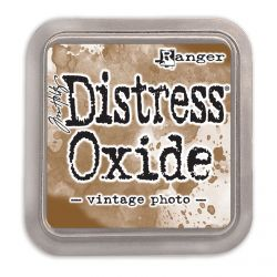 Distress Oxide ink pad Vintage Photo