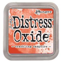 Distress Oxide ink pad Crackling Campfire