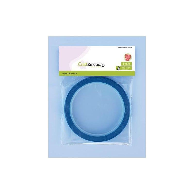 Power Tacky Tape 9 mm