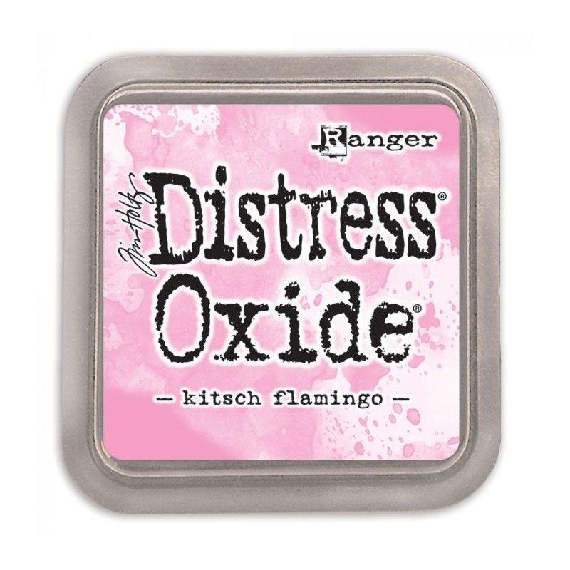 Distress Oxide ink pad Kitsch Flamingo