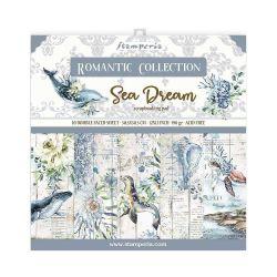 Kit Papiers Stamperia Romantic Sea Dream
