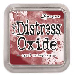 Distress Oxide ink pad Aged Mahogany
