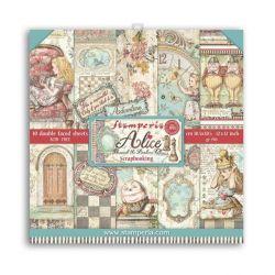 Kit Papiers Stamperia Alice...
