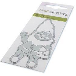 CraftEmotions Die Carte Gnome